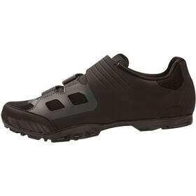 PEARL iZUMi All-Road V4 Shoes Men black/shadow grey